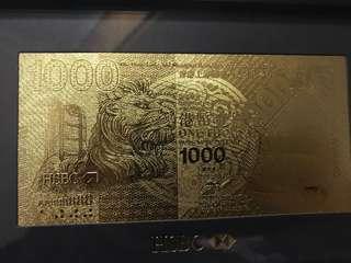 滙豐紀念金幣只有特選客戶得到極少流出市面
