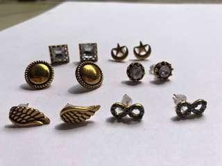 NEW AND IMPORTED set anting