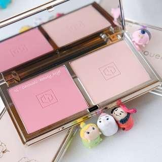 Jouer Blush Bouquet 雙色胭脂 (Flirt) Catie, Kathleen Lights 推薦
