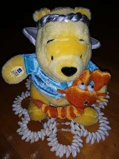 Scorpio Winnie the Pooh天蠍座