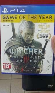 The Witcher 3 Wild Hunt GOTY Game of The Year