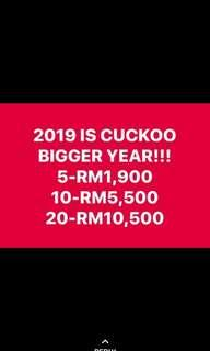 FREE Registration become cuckoo agent