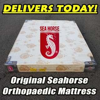 BN QUEEN SEAHORSE SUPPORT MATTRESS