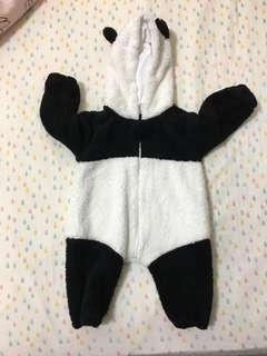 🚚 嬰兒熊貓裝