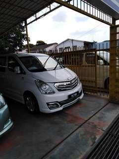 Hyundai starex premium spec
