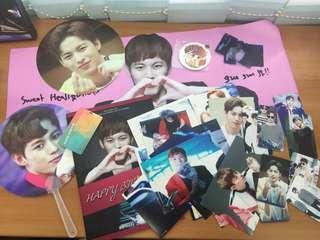 Healingbin Goods VIXX Hongbin Fansite