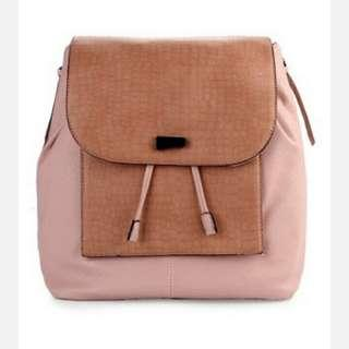 LES CATINO SHOULDER BAG AND BACKPACK (2in1)