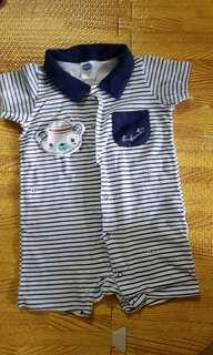 Enfant nautical onesies