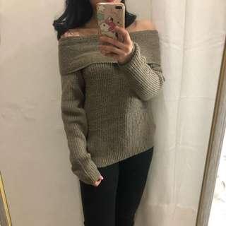 Jolie sweater brown