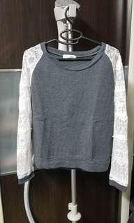 免費日本品牌短身衛衣