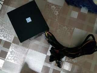 Power Supply  850W psu
