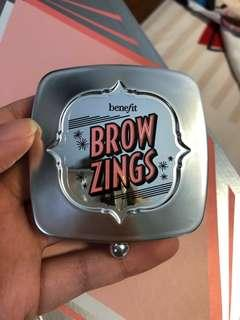 Benefit Brow Zing Powder and Wax