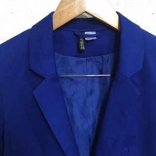Sale! H&M Blue Blazer