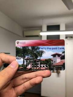 NTU Air Con Card ($50 Value)