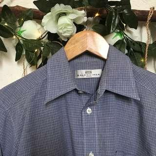Sale! Vintage Balenciaga Long Sleeves Polo