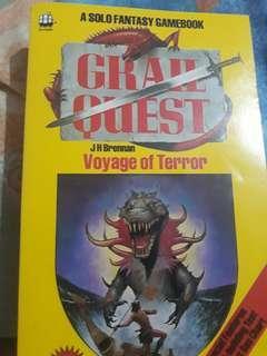 Grail quest 4