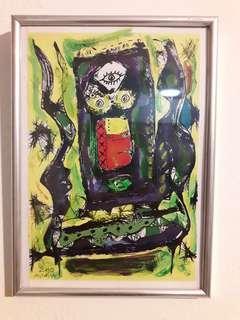 Painting - Post Modern art