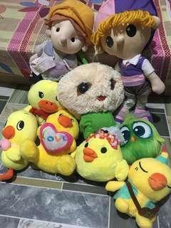 Take All Stuffed Toys