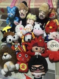 Take All Stuffed Toys ❤️