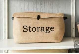 🚚 Storage (Fabric) Box