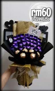 Chocolate bouquet surprise delivery