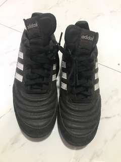 separation shoes 02c13 fd473 Rare adidas team mundial copa soccer turf training shoes leather usa8