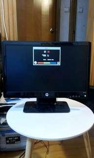 "HP 20"" monitor (16:9電腦顯示器)"
