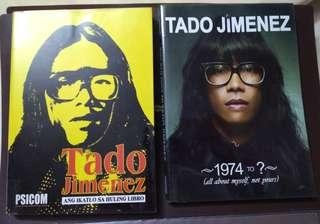 Tado Jimenez - Autobiography Books