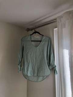 HM Shirt Size 0