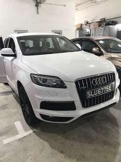 Audi Q7 3.0 TFSI quattro tiptronic Auto