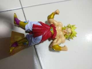 Dragon BALL BROLY SUPER SAIYAN FIGURE