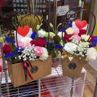 🚚 Flowers | Rose Bouquet | Flower bouquet