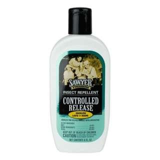 1 bottle for $8, 3 bottles for $15, Sawyer Products Premium Controlled Release Insect Mosquito Repellent Lotion *BRAND NEW SEALED IN PLASTIC*