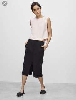 Aritzia Babaton Skirt Size 00