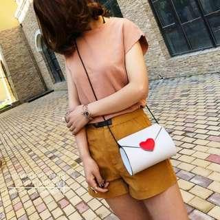 V-day Sling Bag