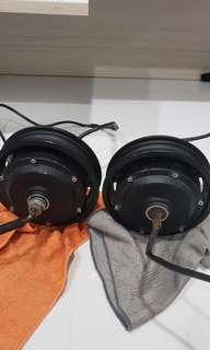 10 inch 3200 watts dualphase untagged motors