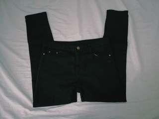 Black Jeans Size 26