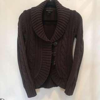 Mango Brown Sweater - Small