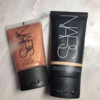 NARS ORGASM ILLUMINATOR BUNDLE