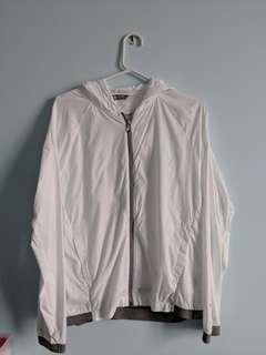 Northface Large White Jacket