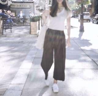 Aritzia Babaton Culottes Size 00