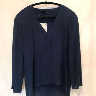 Brand New Zara Blouse Shirt - XS