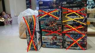 (Updated Price) HG Gundam Sales!