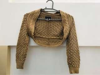 MNG Collection Knitted Bolero