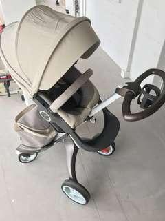 🚚 Baby Stroller