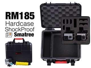 SMATREE GA500 Shockproof Hardcase for GoPro