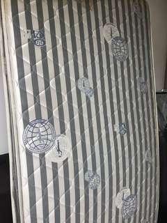 Spine support mattress