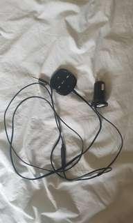 Car bluetooth audio aux cable