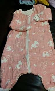 XL SIZE,三至四歲BB睡袋,$40