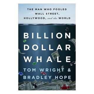 🚚 Billion Dollar Whale: The Man who fooled Wall Street